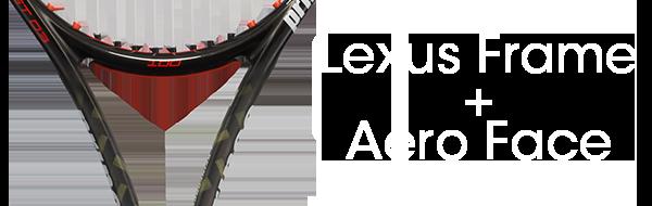 レクサスフレーム+エアロフェイス