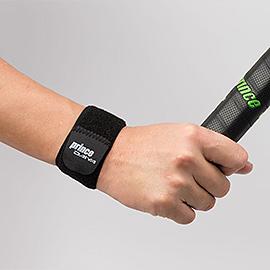 テニスプレーヤーへ「よりよき環境」を届ける!腕用サポーターのスペシャルアイテム&汎用アイテム