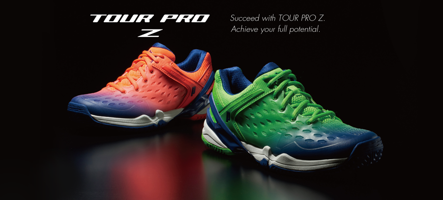 Succeed with TOUR PRO Z. Achieve your full potential.