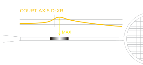 COURT AXIS D-XR