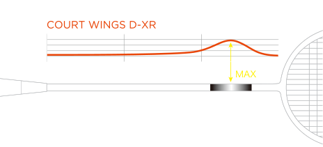 COURT WINGS D-XR