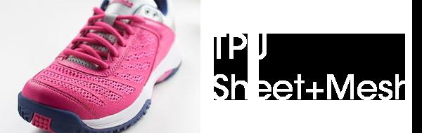TPU Sheet + Mesh