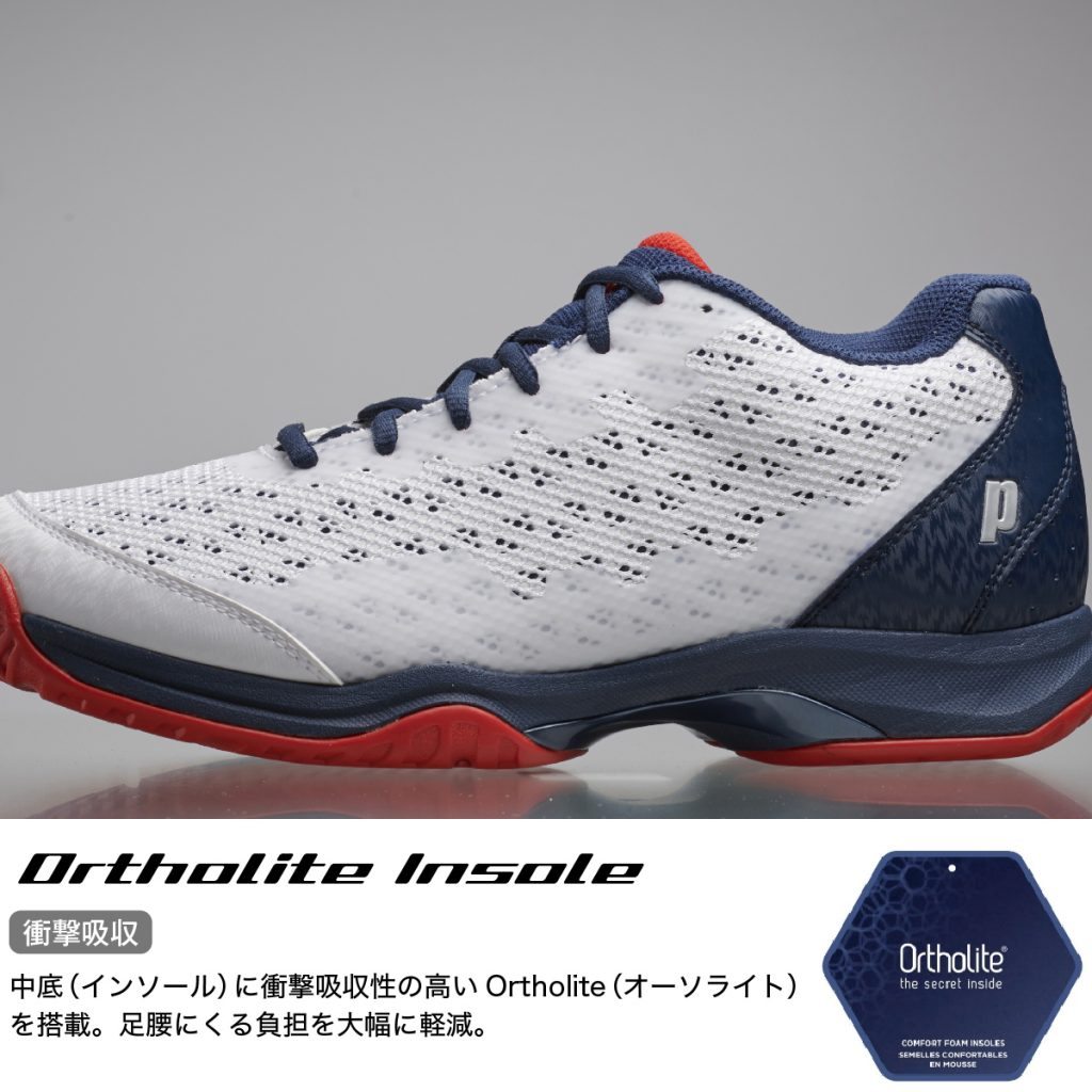 tech_ortholite insole