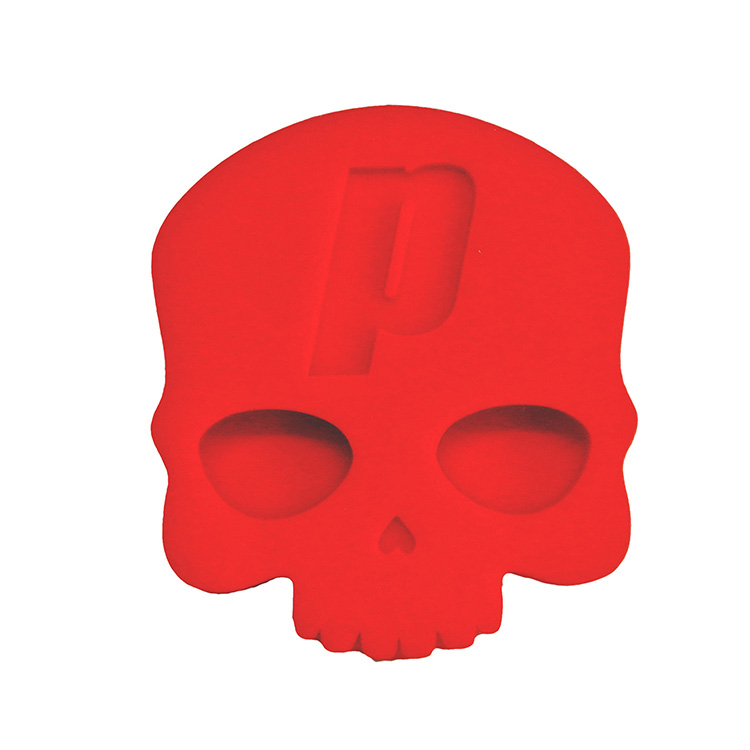 SKULLS DAMPENER BLISTER_RED
